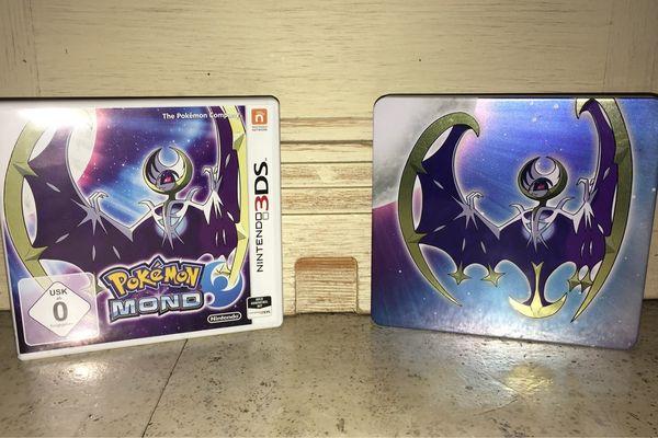 Nintendo 3DS Spiel Pokemon Mond