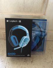 Logitech G430 Gaming Headset - NEU