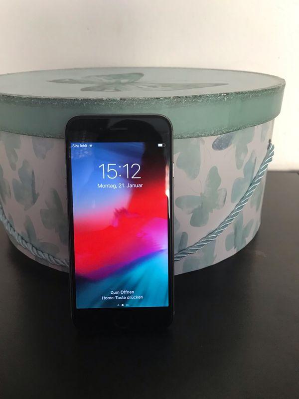 Iphone 6 64gb spacegrau