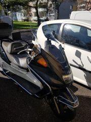 Motor Roller Yamaha Majesty YP 250ccm, in guten Zustand, gebraucht gebraucht kaufen  Hanau Hanau
