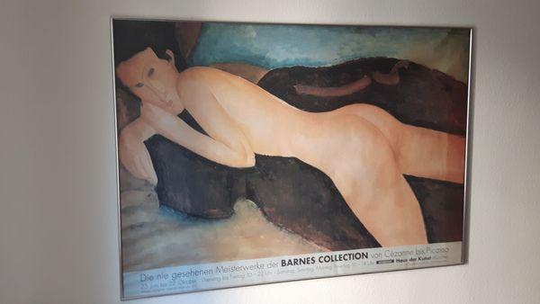 Rücken-Akt von Modigliani