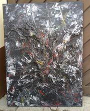 Bild Acryl auf Leinen 60cm