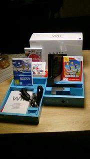 Wii Spielekonsole mit