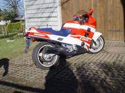 Verkaufe Motorrad Honda CBR 1000