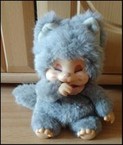 Nyamy Cat - Tamy Grau - von