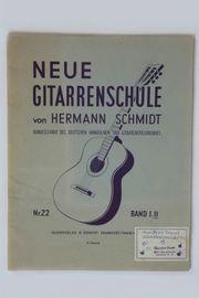 Neue Gitarrenschule Band 2 Hermann