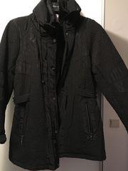 Winterjacke Gr 38 schwarz