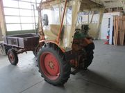 Traktor /Geräteträger Fendt