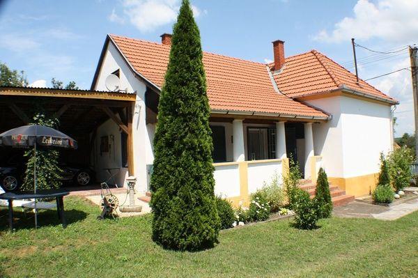 Ungarn Haus zwischen Marcali und
