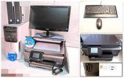 DELL PC Komplettsystem mit Drucker