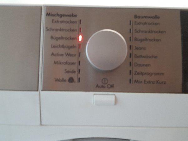 Aeg protex wärmepumpentrockner jahr gewährleistung in edingen