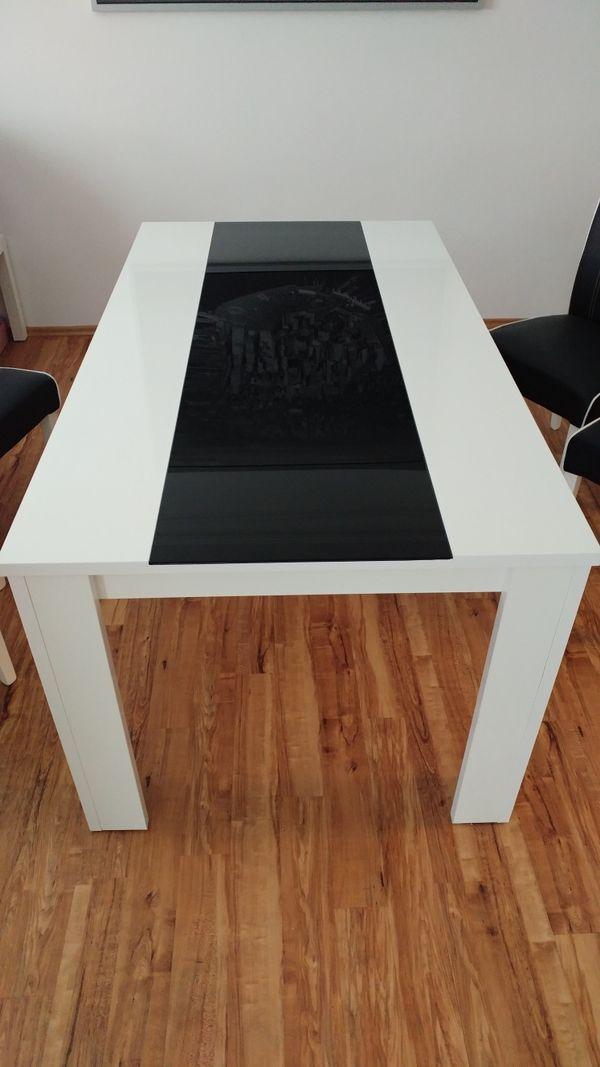 esstisch stuehle gebraucht kaufen nur 2 st bis 75 g nstiger. Black Bedroom Furniture Sets. Home Design Ideas