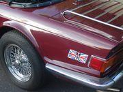 Triumph TR6 Oldtimer,