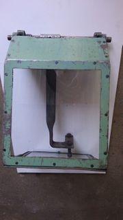 Schutzeinrichtung für Drehmaschinen