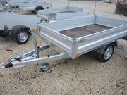 Gebrauchter Humbaur PKW Anhänger HU152314