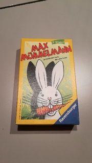 Kinderspiel Max Mümmelmann