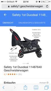 Geschwisterwagen Safety1