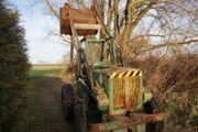 Radlader - Traktor Oldtimer