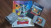 Nintendo64 Pokemon Stadium