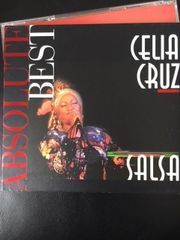 Celia Cruz CD-