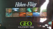 diverse Geo Kalender (