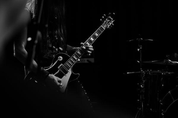 Rockband sucht Leadgitarrist