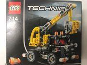 Lego Technik Hubarbeitsbühne