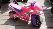 Kleinkind-Motorrad rosa