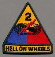 helll on wheels - Aufnäher