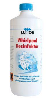 LUXOR Whirlpool Desifektor 263 Geeignet