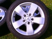 4x Mercedes Alufelge 7 5Jx16