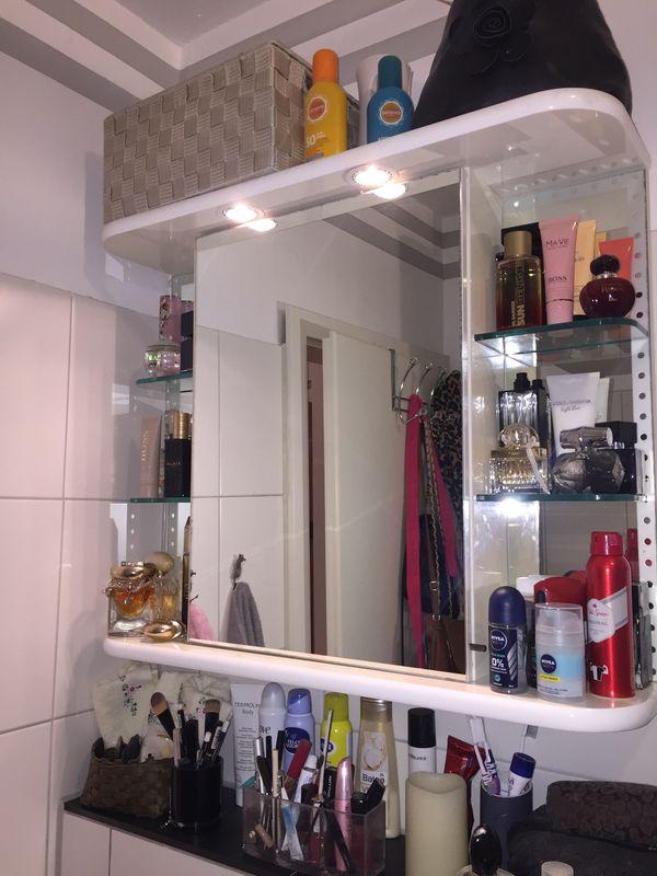 Badezimmer Schrank günstig gebraucht kaufen - Badezimmer Schrank ...