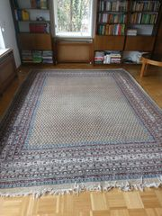 Echter Sarough-Teppich