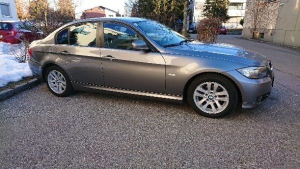BMW 316i E90 Facelift