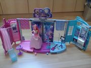 Barbie Bühne