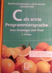 C als erste Programmiersprache 5