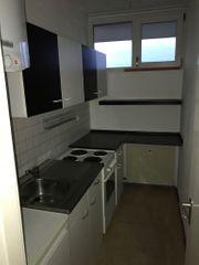 Küchenmöbel Kühlschrank - Herd stark gebraucht