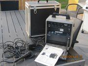 PASO tragbare Verstärker- und Lautsprecheranlage