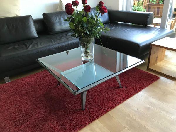 Couchtisch glastisch mit ankauf und verkauf anzeigen for Glastisch 90x90