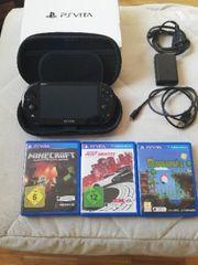 Playstation Vita Slim 3 Spiele