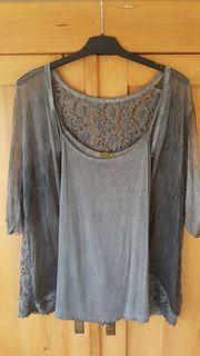 Spitzen Bluse + Top