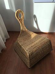 Rattan Schaukelstuhl von IKEA - Modell