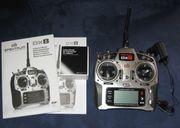 Spektrum DX8 8-Kanal Sender 2