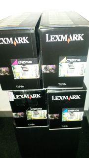 Verkaufe Lexmark Tonerkasette