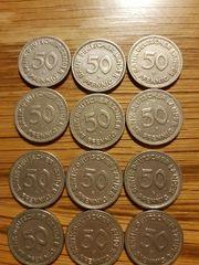 Pfennig 1949 Sammlungen Seltenes Günstig Kaufen Quokade