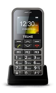 Telme C151 Senioren-Handy mit Ladestation