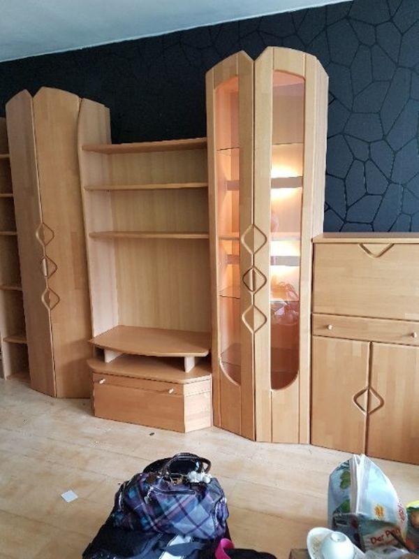 alter wohnzimmerschrank gebraucht kaufen 3 st bis 60 g nstiger. Black Bedroom Furniture Sets. Home Design Ideas