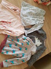 großes Kleidungpaket für Mädchen 74