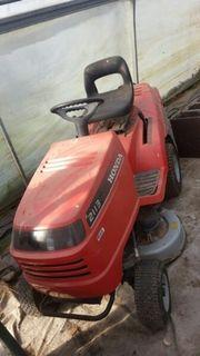 Honda Rasenmähertraktor mit