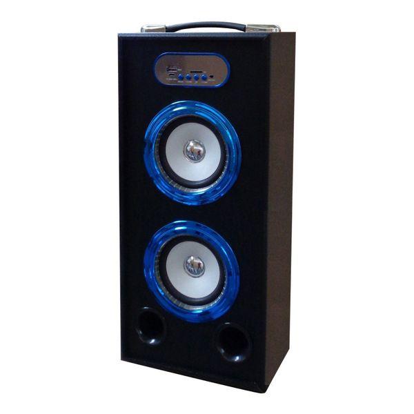 XXL BLUETOOTH BOOMBOX - 8Std. Akku USB/Radio/Micro-SD MIT VERSAND in ...